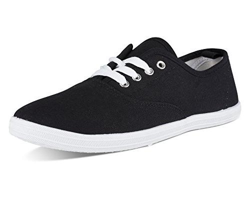 tennis basic athletic lace sneaker