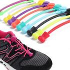 Unisex Elastic Shoe Laces For All Sneakers Sport Shoes Buckl