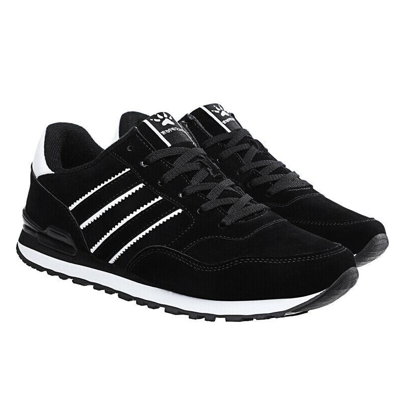 US Trainers Gym Fitness Shoes Sneakers Lace Up New
