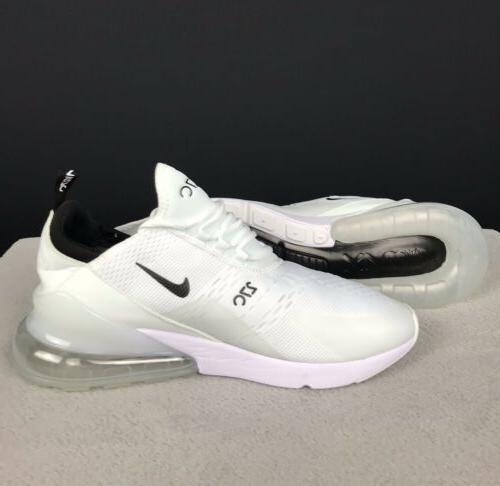Nike Air 270 White 8 Men's 6.5 Shoes