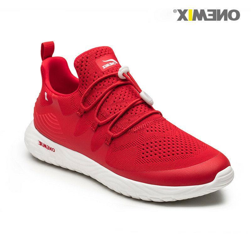 ONEMIX Shoes Knit Vamp Walking Sneakers