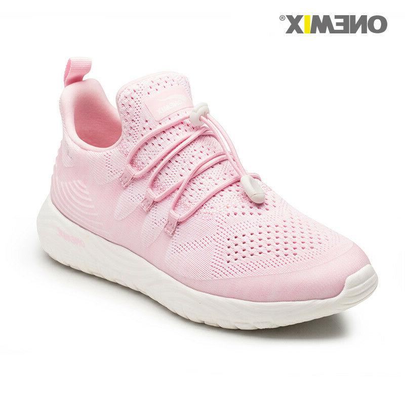 ONEMIX Light Shoes for Breathable Knit Vamp