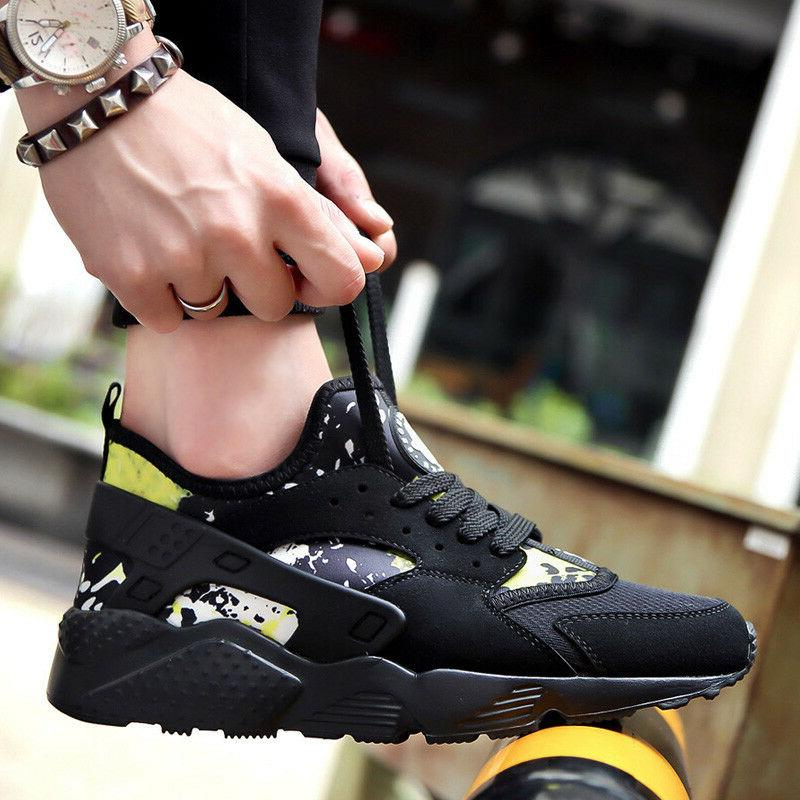 Women Running Shoes Breathable Athletic Casual Sneakers Spor