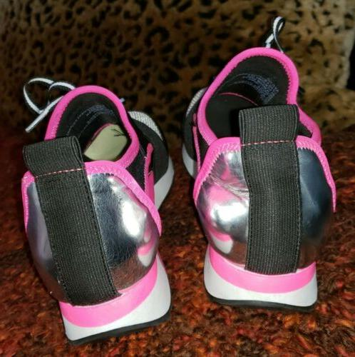 WOMEN'S STEVE ARCTIC Pink Black MESH NEW