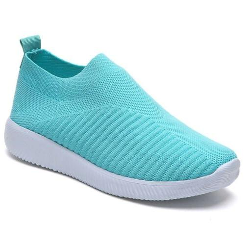 Women's Trainers Running Sneakers Slip Breathable