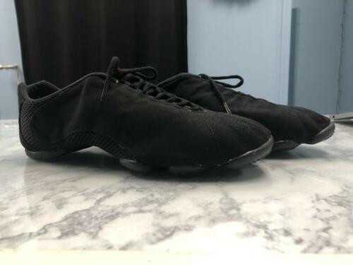 Bloch Mens Amalgam Crossover Jazz Dance Canvas Sneakers