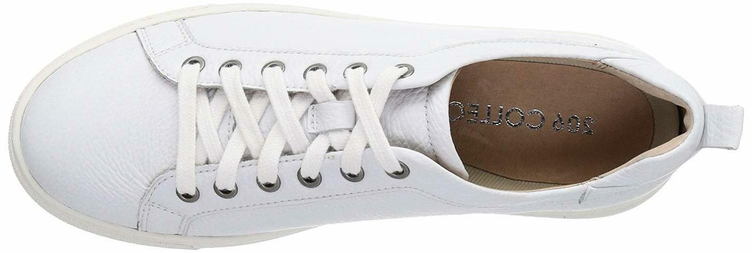 206 Collective Lemolo Lace-up Leather Fashion Sneakers