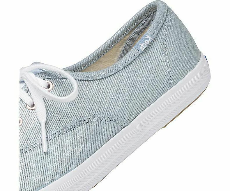Denim Sneakers Blue, A