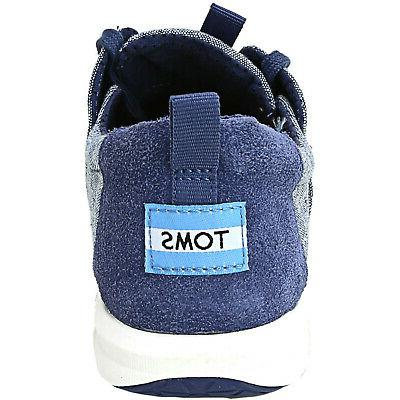 Toms Chambray Canvas Sneaker
