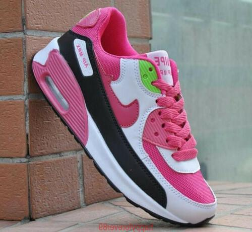 Women's Fashion Breathable Running Trainer Shoes