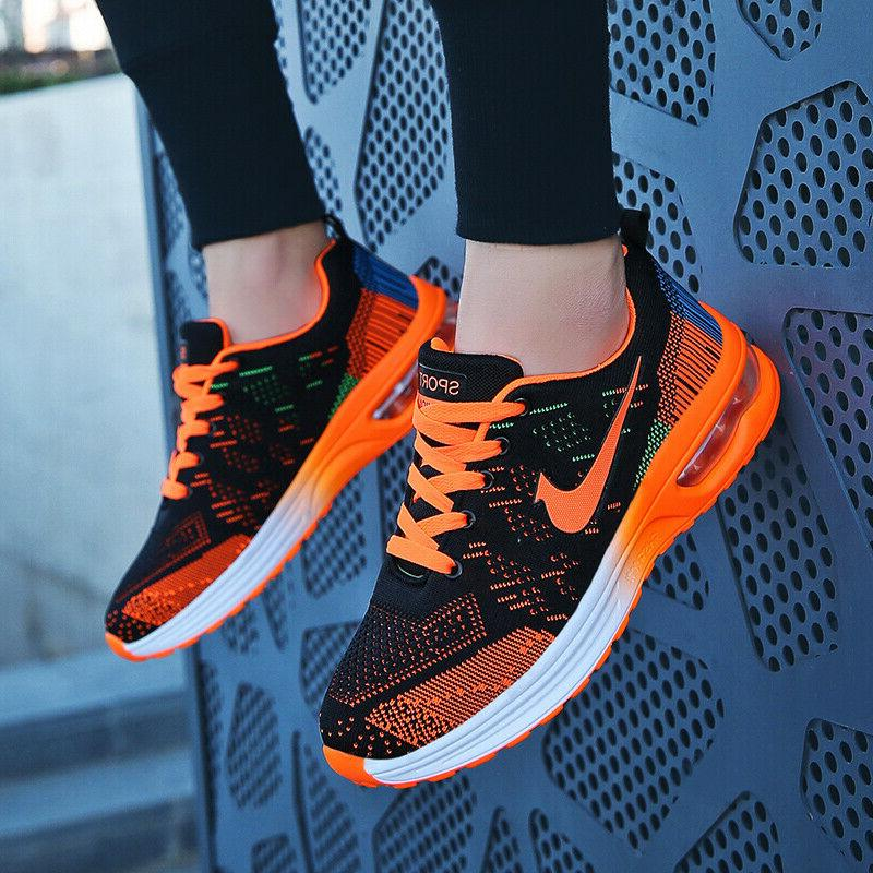 Women's Fashion Sneakers Jogging Training Running Athletic