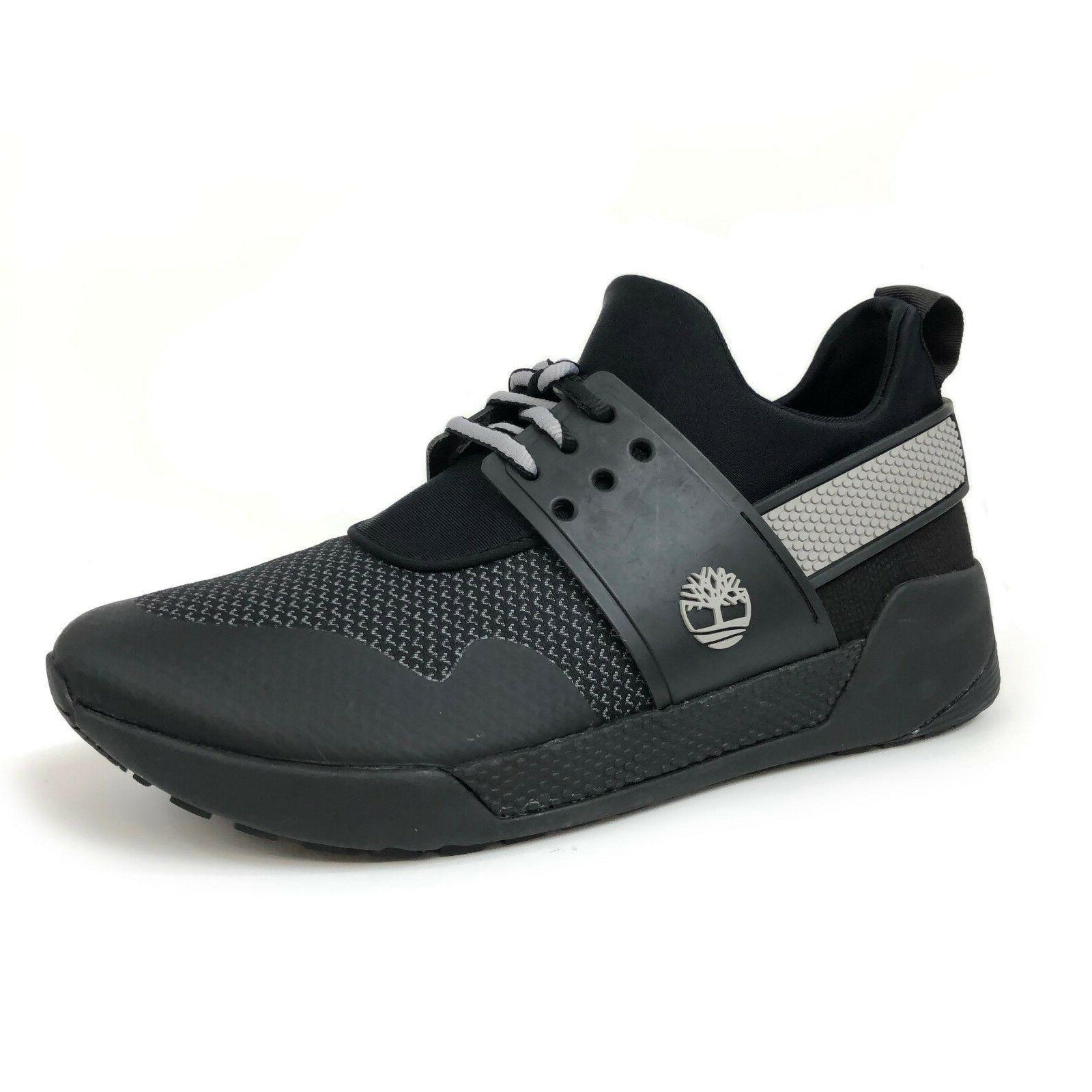 Kiri Up Knit Black Sneakers A1NWE