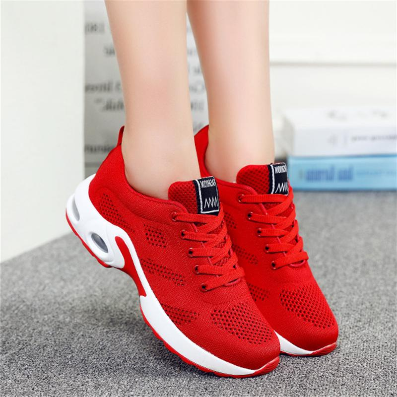 Women's Lightweight Training Running Shoes Sneakers