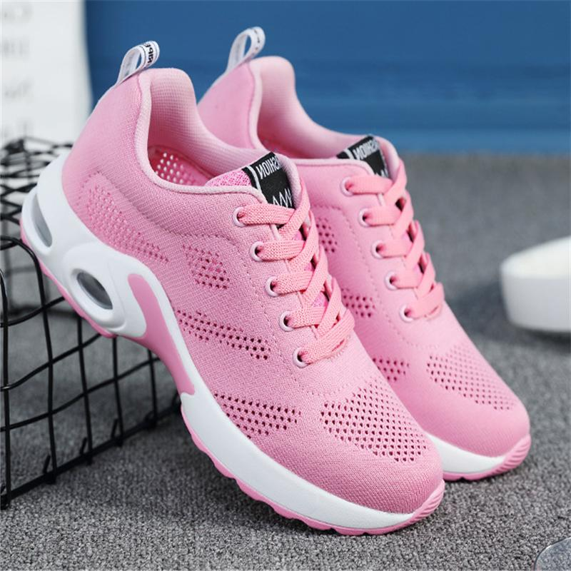 Women's Lightweight Training Running Shoes Athletic Tennis