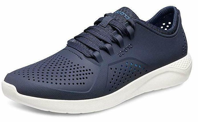 Crocs Women's Sneakers Shoes Navy Size