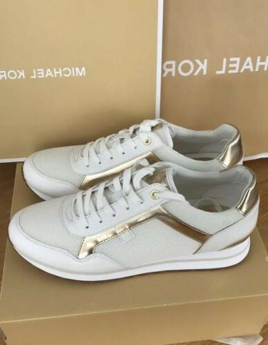 MADDY Trainer Sneakers Mesh Optic