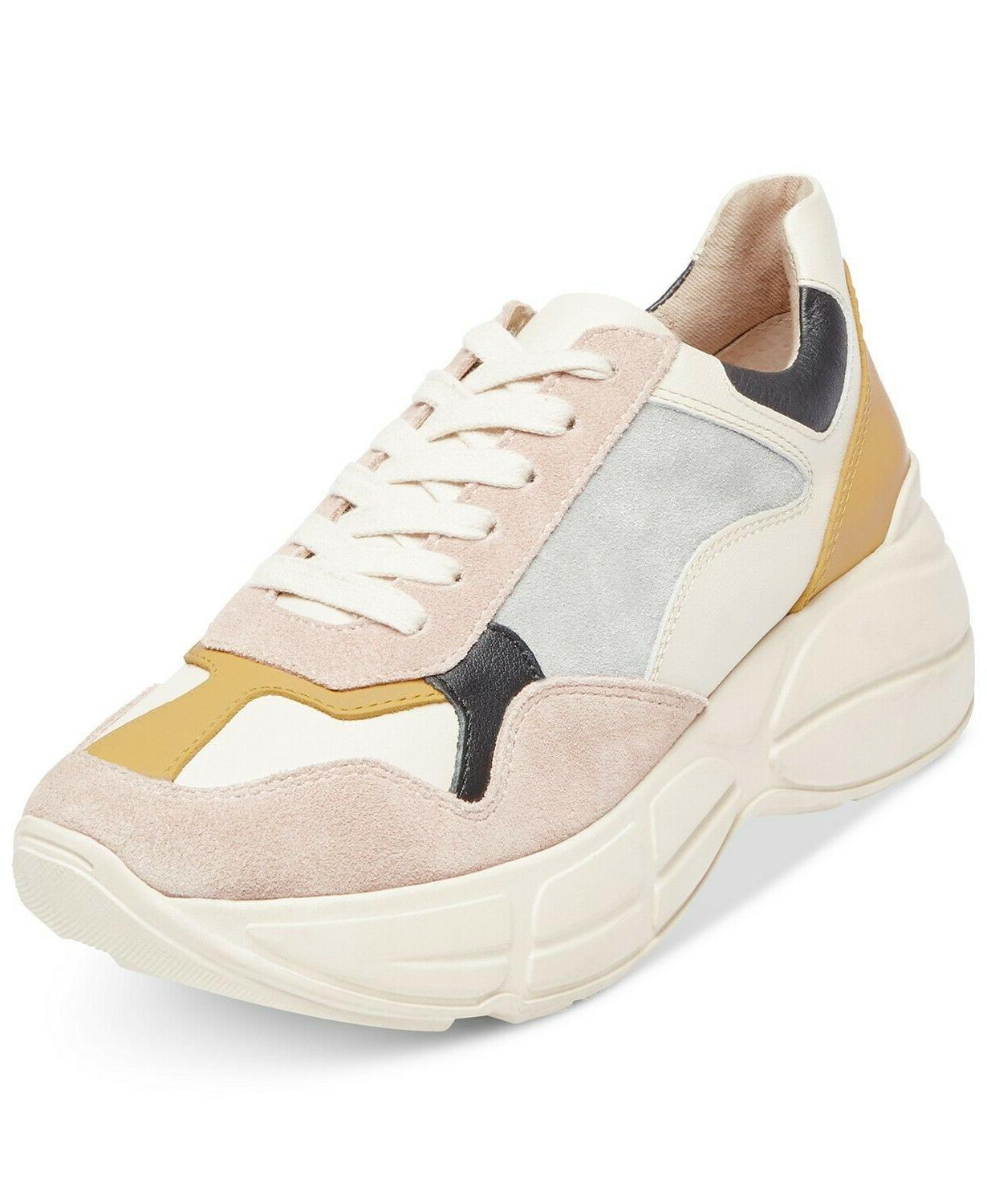 women s memory chunky sneakers size 7
