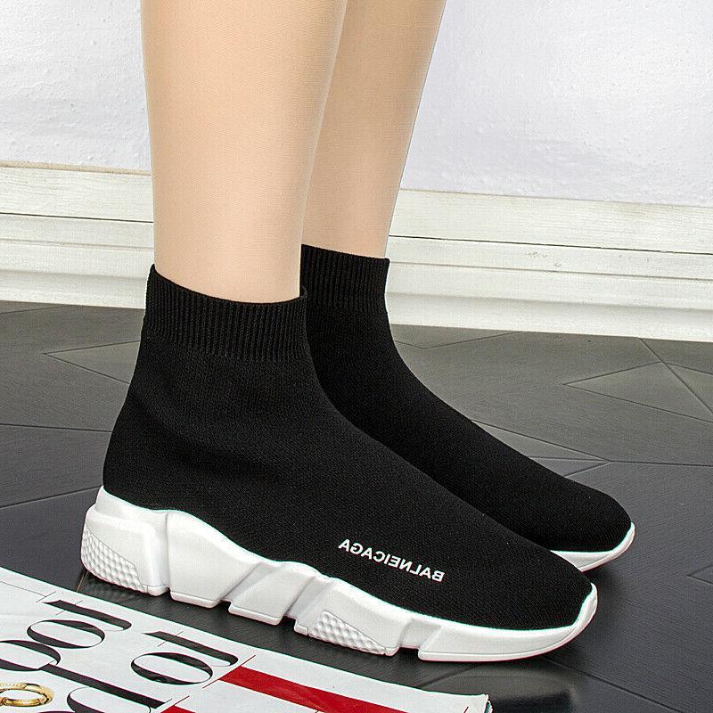 Women's Sneakers Flyknit Shoes Sports