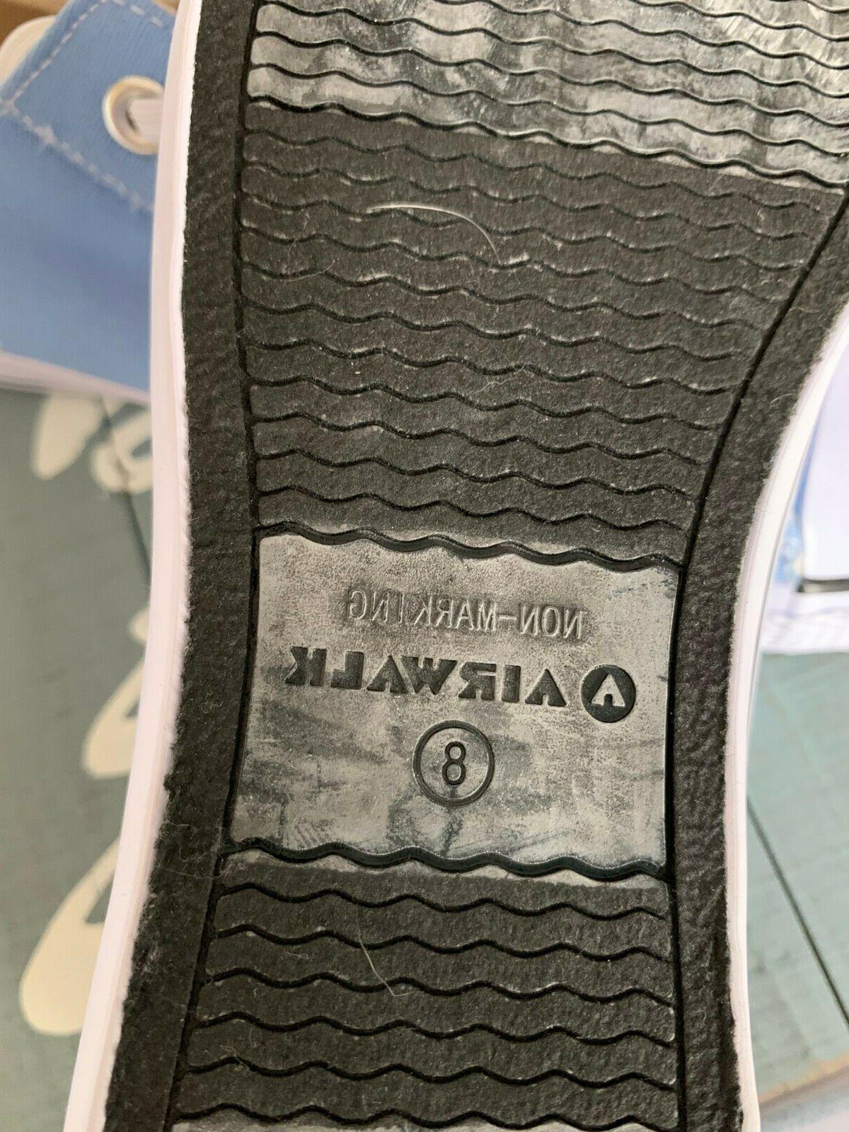 Women's sneakers blue size 8 US