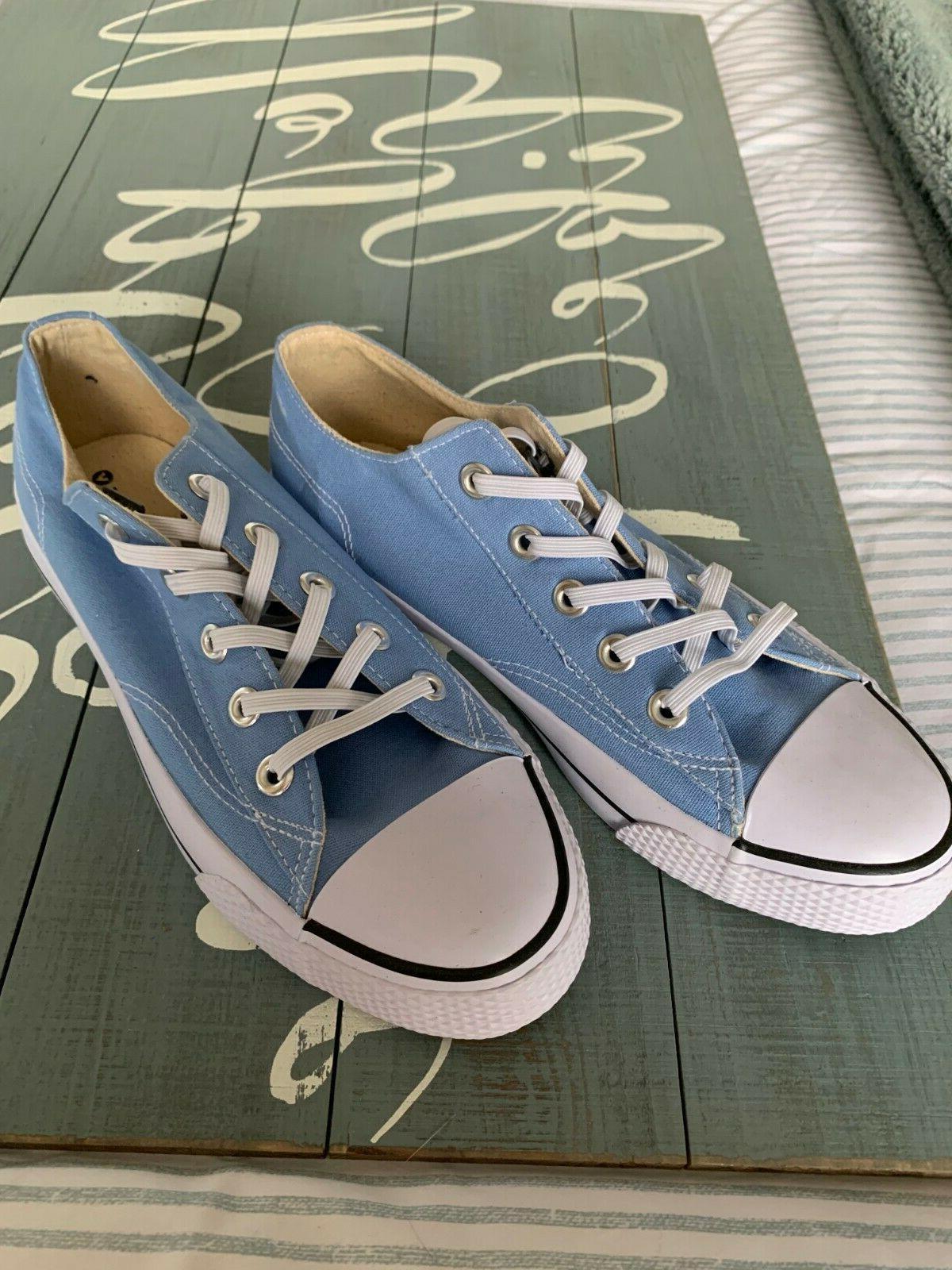 women s sneakers light blue converse look