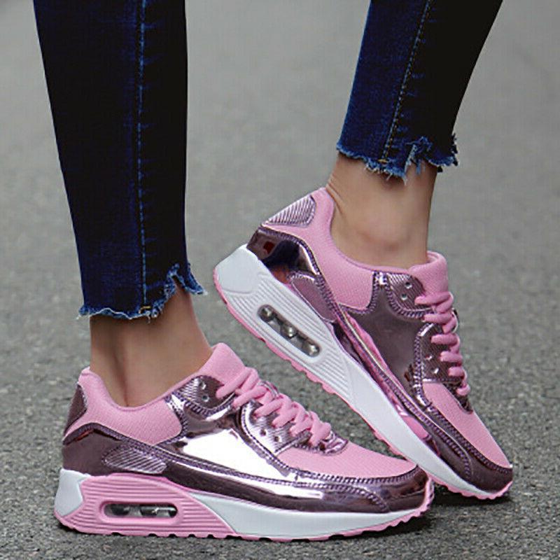 Women's Shoes Bling Walking Training Running Shoes