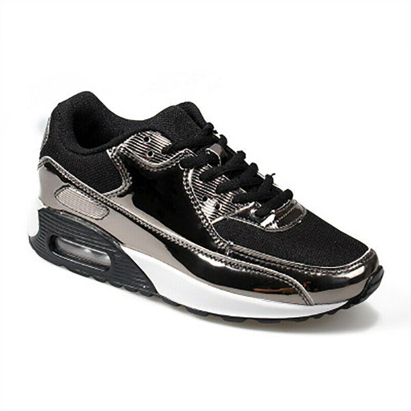 Women's Sneakers Tennis Bling Running Shoes