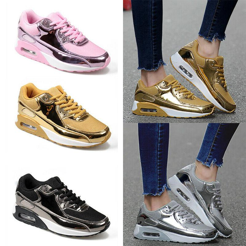 women s tennis shoes sneakers bling sequin