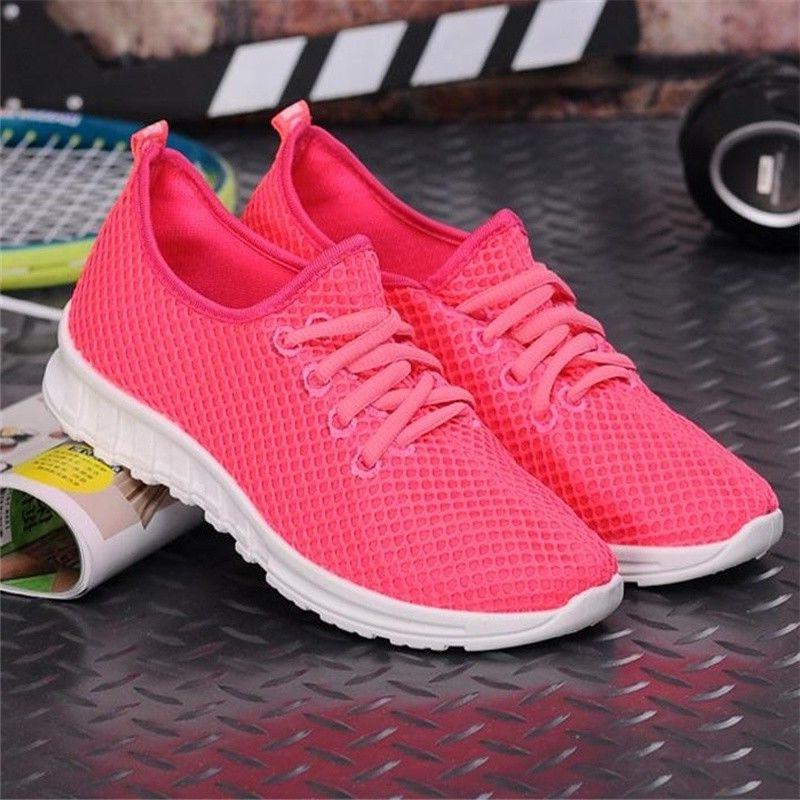 Women's Shoes 9 sneakers running shoes flat