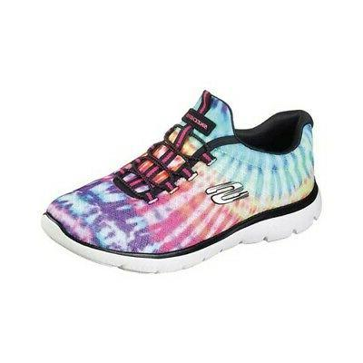 women s summits looking groovy sneaker