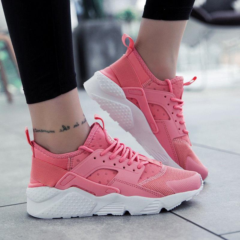 Womens Sneakers Walking Shoes Breathable Mesh