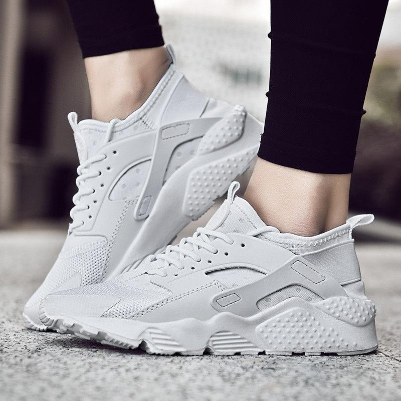 Womens Sneakers Walking Gym Breathable Mesh Sports Shoe