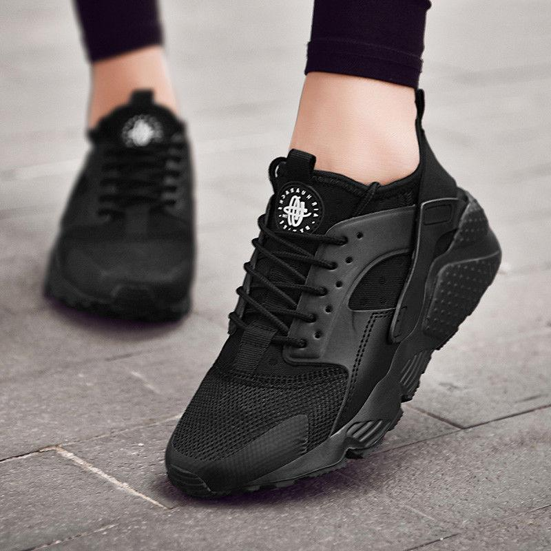 Womens Sneakers Walking Gym Breathable Mesh Sports