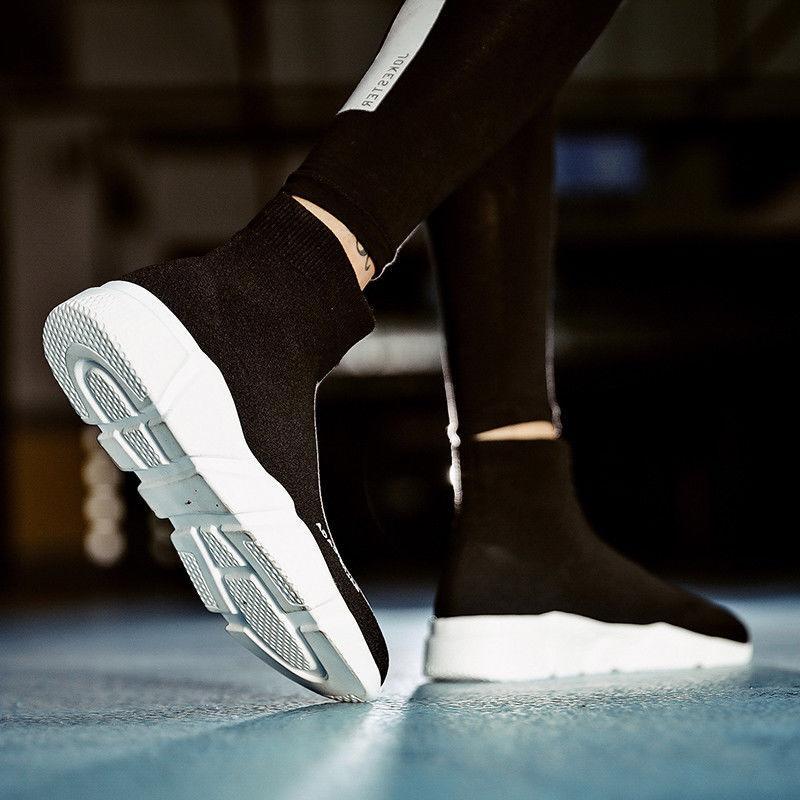Women's Running Socks Fashion Sneakers Gym