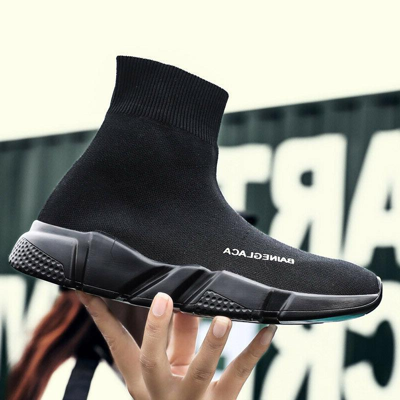 Women's Socks Sneakers Casual Shoes