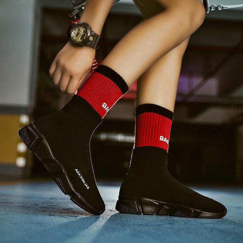 Women's Walking Socks Fashion Mesh Sneakers Gym Casual