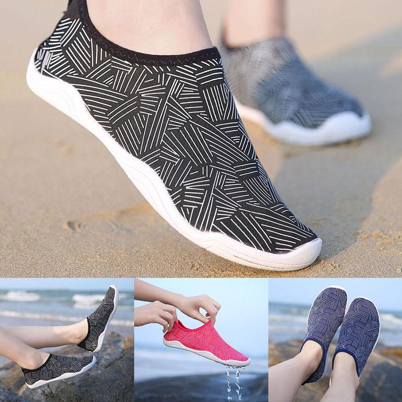Women's Water Shoes Quick Dry Barefoot Aqua Sneakers Surfing