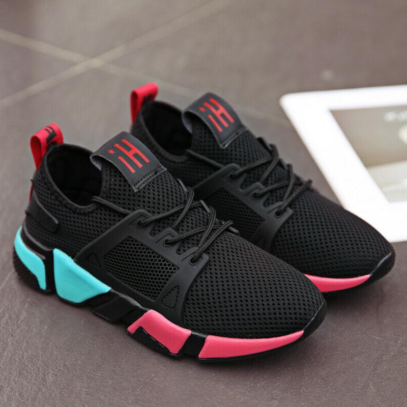 Women Sneakers Running Trainers Tennis Fitness