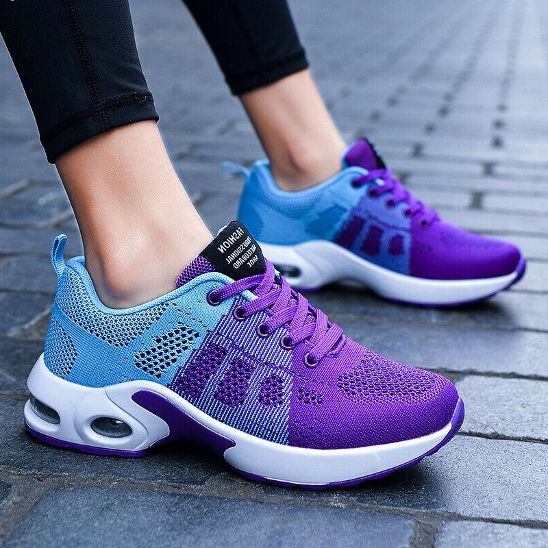 women sneakers casual shoes running breathable trainers