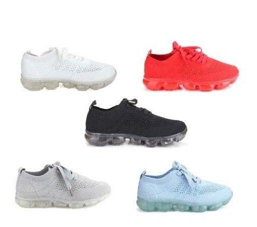 Women Gym Sports Running Air Cushion Shoes Breathable Fitness US