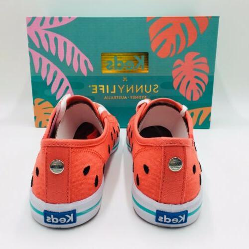 Keds Women's Keds x SUNNYLIFE Kickstart Sneakers