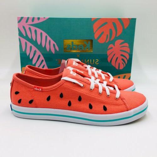 Keds Women's x SUNNYLIFE Watermelon Sneakers