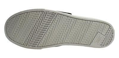TOMS Altair Black Felt Suede Slip On Loafers