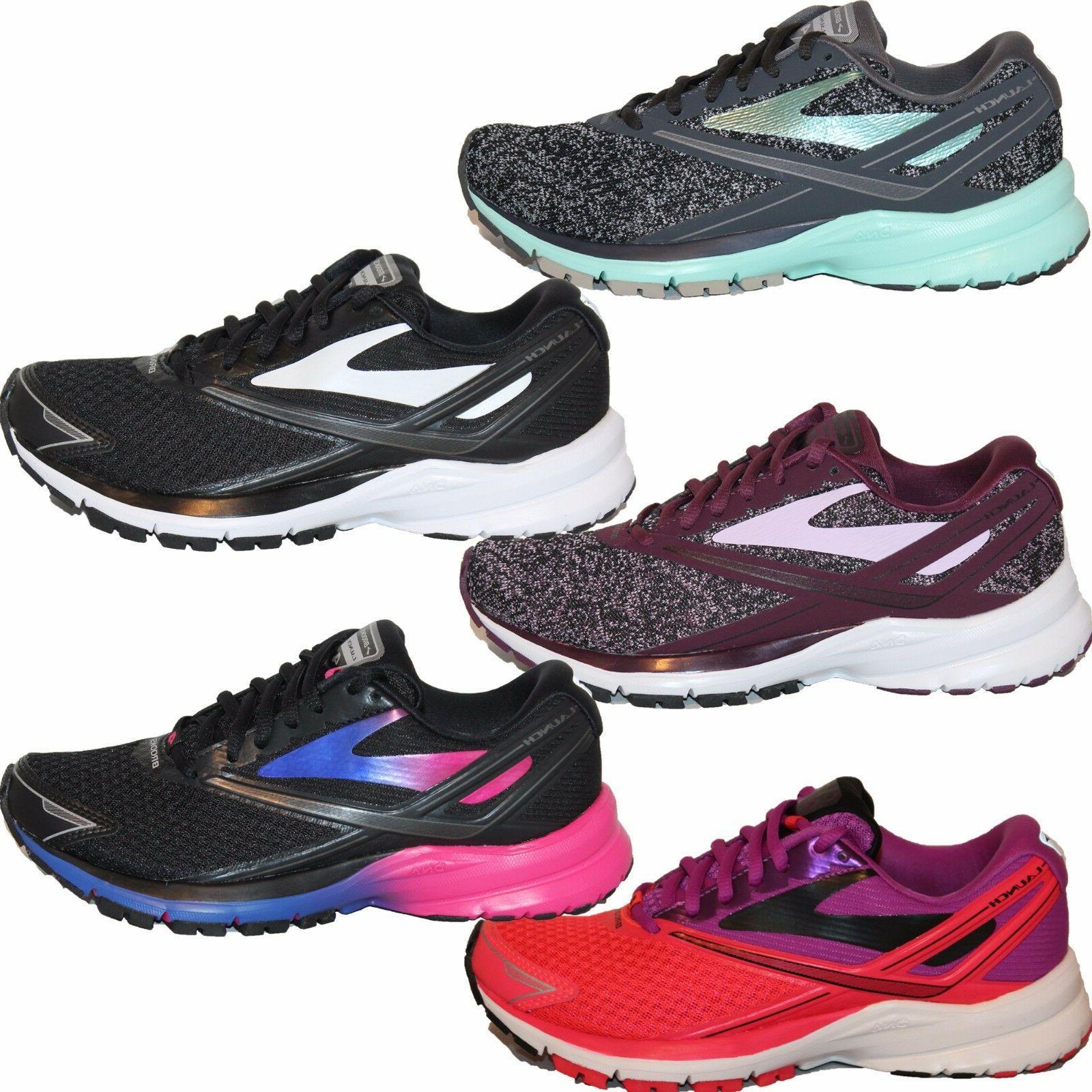 Womens Brooks LAUNCH 4 Neutral Cushion Running Shoes Sneaker
