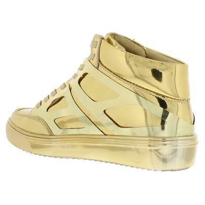 Steve 2 Metallic High Fashion 9056