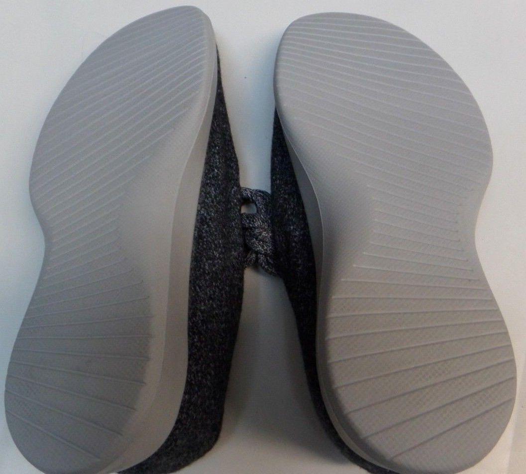 ALLBIRDS Wool Womens Size Sneakers Natural Grey W/ Light Grey Sole