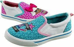 L.O.L Surprise Girls Shoe, Diva Canvas Slip-On Sneaker, Pink