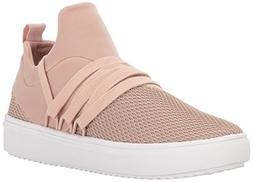 Steve Madden Women's Lancer Fashion Sneaker, blush, 11 M US