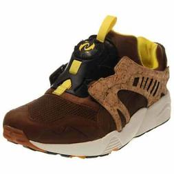 Puma Leather Disc Cage Lux Sneakers Casual Running  Sneakers