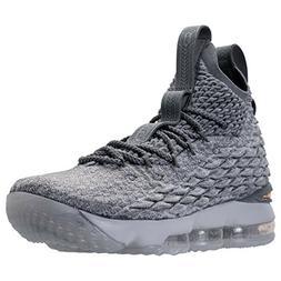 "Nike Men's Lebron XV ""City Series"" 897648-005 Wolf Gre"