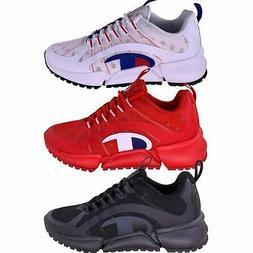 Champion Life Men's RF Pro Runner Sneakers Shoes White Black